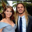 Isabella Santoni apoiou o namorado, Caio Vaz, após acidente em Fuji