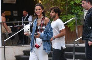 Amigo entrega modelo como affair de Marquezine em viagem a Los Angeles, diz site