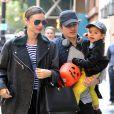 Orlando Bloom e Miranda Kerr são pais de Flynn, de 4 anos