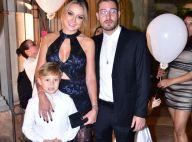 Carol Dantas destaca beleza do filho, Davi Lucca, e namorado elogia: 'Lindo'