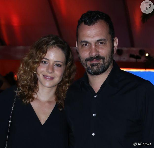 Leandra Leal postou homenagem no aniversário do ex-marido, Alê Youssef: 'Amor não se acaba, se transforma'