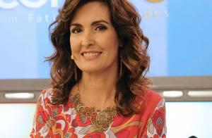 Fátima Bernardes conta que faz botox e sofre com TPM: 'Coitado do William'