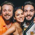Bruna Marquezine vem curtindo diversas festas em Fernando de Noronha desde o final de 2018
