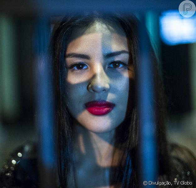 Yanna Lavigne interpreta Mariana, a vítima de Edu (Bruno Gagliasso) no primeiro episódio de 'Dupla Identidade'