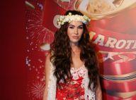 Durante Carnaval no Rio, Megan Fox teria tido crise por conta de multidão em rua