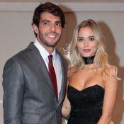 Noiva de Kaká quer casamento na praia e faz planos: 'Que a família cresça'