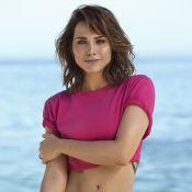 Letícia Colin aposta em tendências do verão em ensaio beachwear. Veja fotos!
