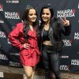 Maiaram e Maraisa gravaram a música 'Zona de Risco' com Fernando e Sorocaba