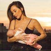 Sabrina Sato conta que vai doar leite materno: 'Pode salvar outro bebê'
