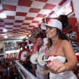 Viviane Araújo está no Carnaval carioca há mais de dez anos