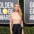 No Globo de Ouro 2019, Julia Roberts escolheu calça e blusa de tule e cauda da grife Stella McCartney