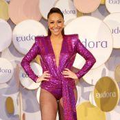 Com body rosa decotado, Sabrina Sato avalia 1º Carnaval com Zoe: 'Vou dar conta'