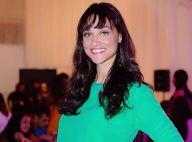 Débora Nascimento releva cansaço em volta à TV após maternidade: 'Café resolve'