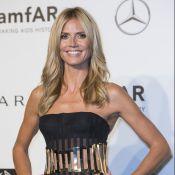 Heidi Klum brilha em evento beneficente em Milão. Veja galeria com looks