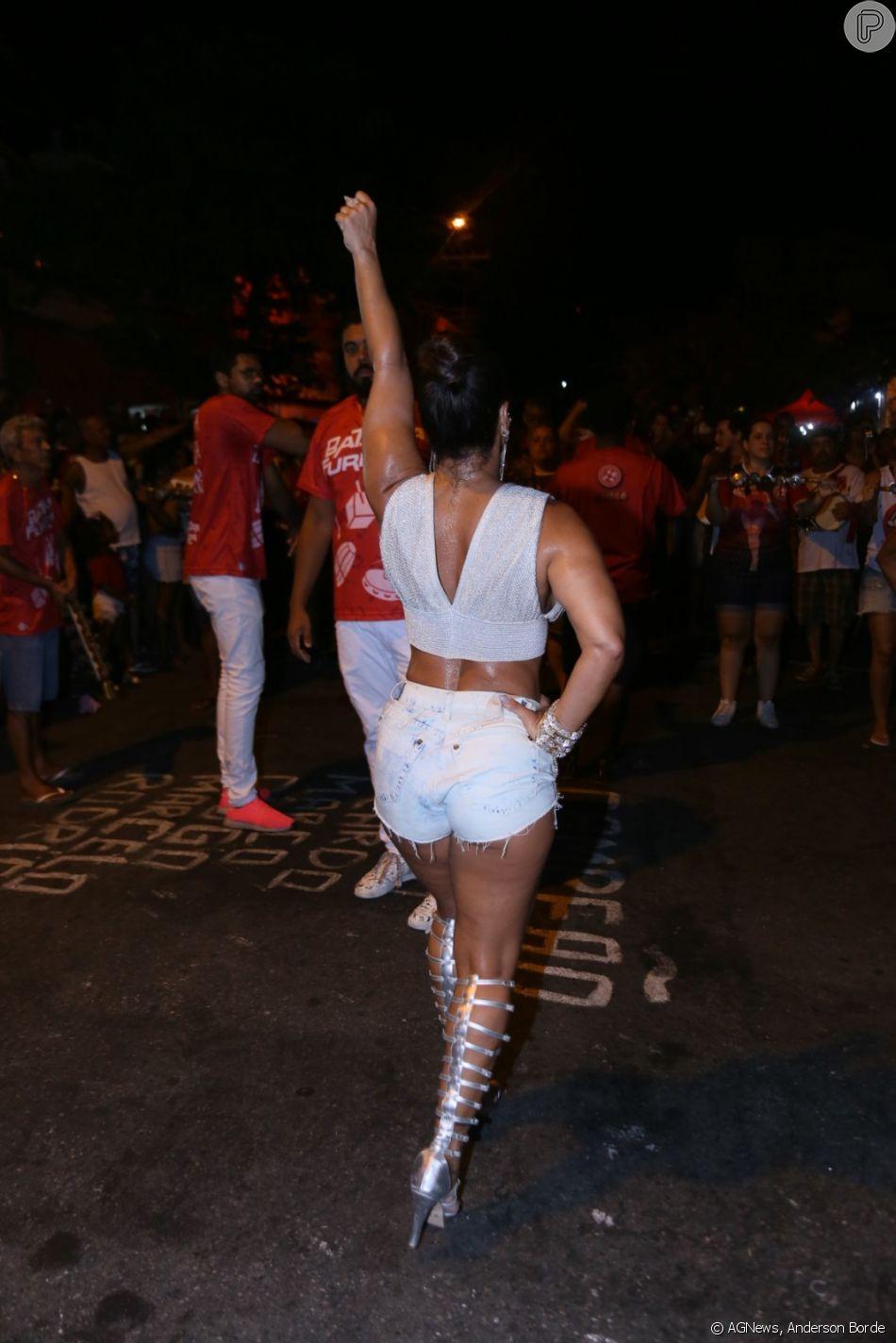 Viviane Araujo Nude Photos 89