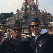 Neymar faz homenagem de aniversário para Thiago Silva: 'Te amo'