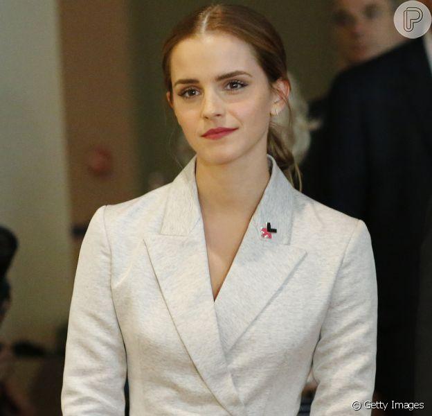 Emma Watson é ameaçada por hacker e pode ter fotos íntimas divulgadas no fórum 4Chan
