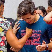 Por religião, Thomaz Costa escolhe sexo após casamento: 'Renúncias são feitas'