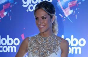 Giovanna Ewbank elogia Bruno Gagliasso em 'Dupla Identidade':'Fala com os olhos'