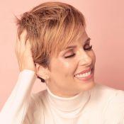 Ana Furtado aponta mudança após cortar o cabelo curto: 'Me redescobri linda'