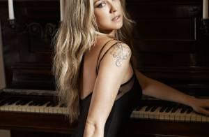 Luana Piovani posa sensual em ensaio e provoca: 'Não sou para amadores'