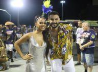 Namorados, Gleici Damasceno e Wagner Santiago desfilam em ensaio técnico no Rio