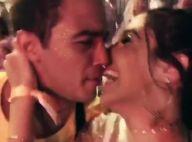 Namorados, Rayssa Bratiellieri e André Frambach trocam beijo na Sapucaí. Vídeo!