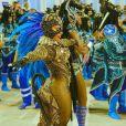 Raíssa Oliveira, rainha de bateria da Beija-Flor, completa 17 anos de Avenida neste Carnaval