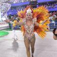 'Não tenho essa pretensão', afirma Lívia Andrade sobre a possibilidade de ser rainha de bateria na Paraíso do Tuiuti