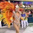 Lívia Andrade destacou sua paixão pelo Carnaval: 'Antes de ser artista, sou sambista'