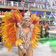 'Já recebi convites de outras agremiações e não aceitei em outros anos', afirmou Lívia Andrade