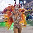 'Eu quero fazer parte da comunidade, se for só para dar um close, eu prefiro ficar só na minha casa', disse Lívia Andrade sobre sua paixão por Carnaval