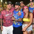 Beijo de Anitta e Neymar é divulgado no 'Fofocalizando' nesta quarta (06)