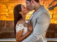 Simaria renova votos de casamento em viagem: 'Apaixonada por meu marido'