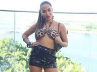 'Não lembro de tudo que aconteceu', diz Anitta após beijo em Neymar em camarote