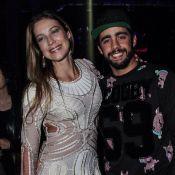 Após fim de casamento, Luana Piovani elogia Pedro Scooby: 'Amor se transforma'