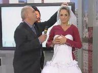 Marcelo Rezende tenta arrumar namorado para Ticiane Pinheiro: 'Está na seca'