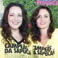 Atual namorada de Ana Carolina é chamada de 'baranga' por internauta e Leticia Lima defende: 'Ela é maravilhosa'