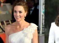 Plissado, vestido-blazer e floral: looks de Kate Middleton para inspirar noivas