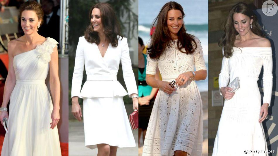 Vestidos De Kate Middleton Inspiram Noivas Veja Fotos De 10