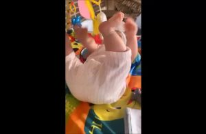 Esperta! Zoe surpreende a mãe, Sabrina Sato, em vídeo: 'Já está pegando no pé'