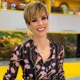 Ana Furtado  relembrou momento em que recebeu diagnostico de câncer de mama