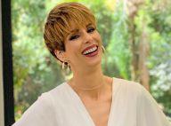 Ana Furtado dá conselho 1 ano após descobrir câncer: 'Aproveite o momento'