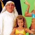 Debby Lagranha integrou o elenco de programa de Renato Aragão quando criança