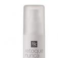 A RK by Kiss tem o fixador de maquiagem Retoque Nunca Mais, que deixa a pele com acabamento matte