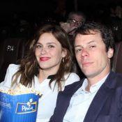 Carolina Dieckmann vai ao cinema com o marido, Tiago Worcman, no Festival do Rio