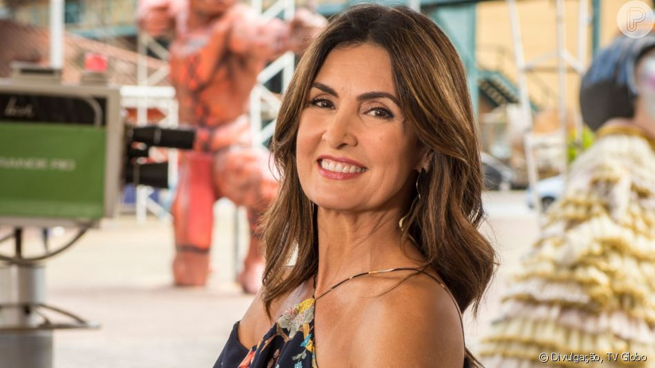 Fátima Bernardes curtiu o fim de semana com namorado em Recife