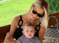 Andressa Suita impressiona fãs com semelhança entre os filhos: 'São idênticos'