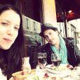 Antes da separação, Nathalia e Caio fizeram viagem de lua-de-mel pela Itália