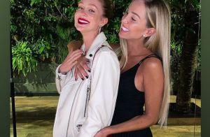 Girls night out! Marina Ruy Barbosa aposta em trends para curtir noite com amiga